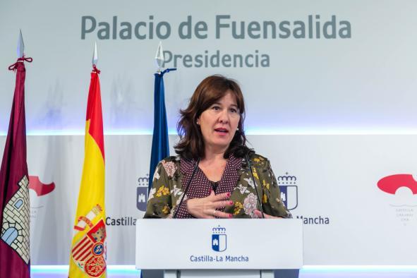 Rueda de Prensa del Consejo de Gobierno de Castilla-La Mancha (16 de junio) (II)