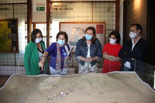 El Gobierno regional pondrá en marcha una campaña de promoción y reactivación cultural de los museos, parques y yacimientos arqueológicos de la Junta