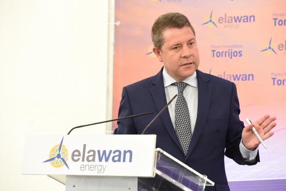 Inauguración de nueva planta fotovoltaica en Novés (Toledo)