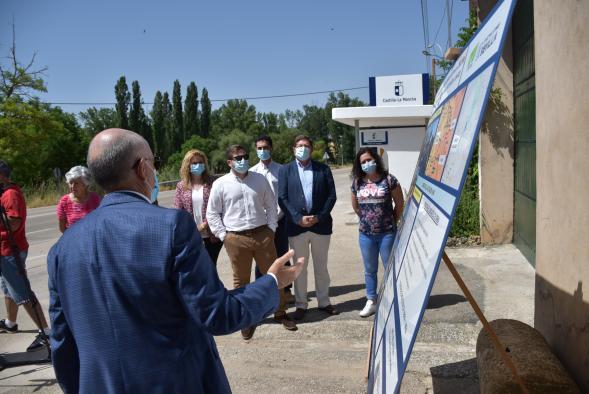 El Gobierno de Castilla-La Mancha inicia las obras de mejora de la CM-2100 entre Arcas y Tórtola