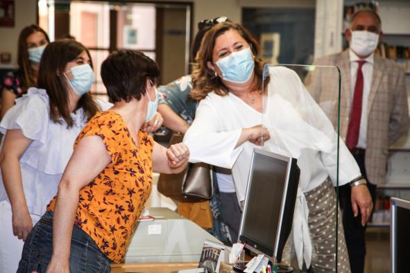 El Gobierno de Castilla-la Mancha retomará el próximo miércoles 1 de julio el servicio de bibliobús, suspendido temporalmente por la pandemia