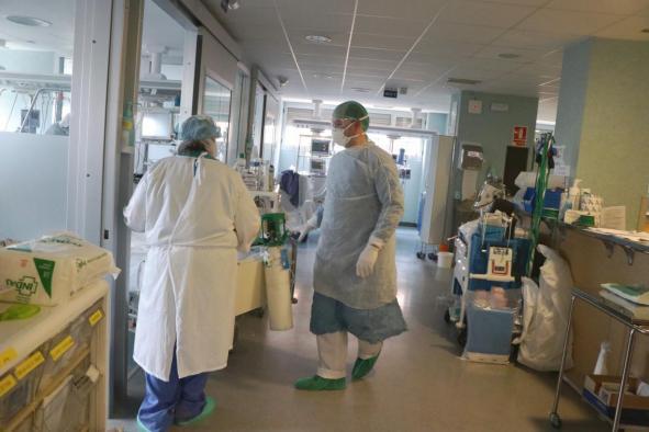 Castilla-La Mancha registra 35 nuevos casos por infección de coronavirus