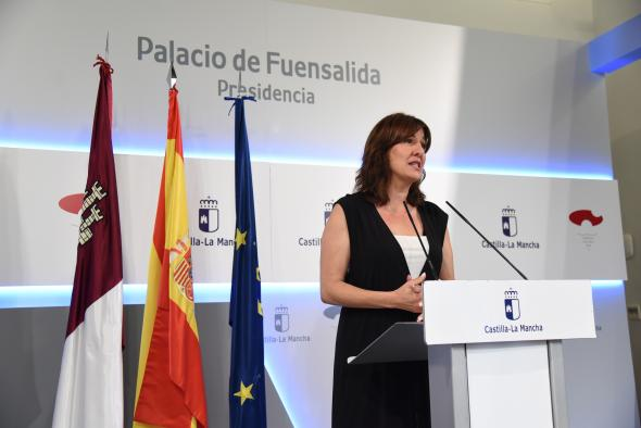 Rueda de prensa del Consejo de Gobierno (Portavoz) (II)