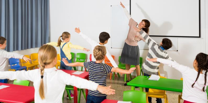 El Gobierno regional enviará mañana a los centros educativos una guía para promocionar la actividad física entre los escolares