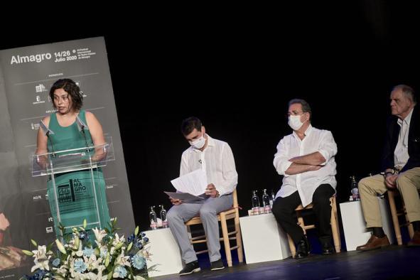 """El Gobierno regional ensalza la figura de Paco Leal y lo define como """"un buen tipo, un mejor profesional y un gran amigo del Festival de Almagro"""""""
