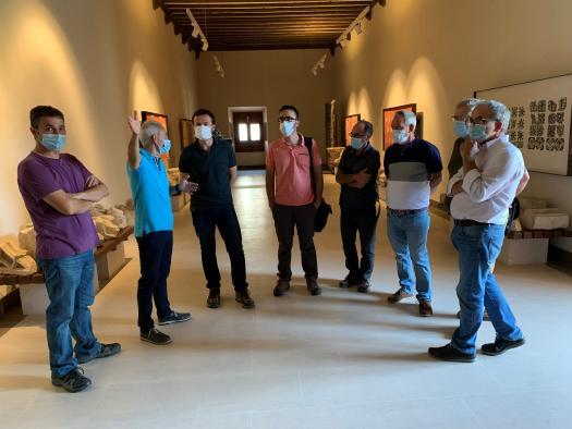 El Gobierno de Castilla-La Mancha invierte 155.000 euros en dos nuevos puntos de información al visitante en el Parque Natural Sierra Norte de Guadalajara