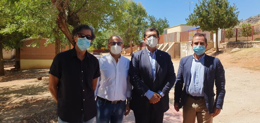 El Gobierno regional destina más de 200.000 euros para obras de mejora de varios centros educativos de Villacañas y Los Yébenes