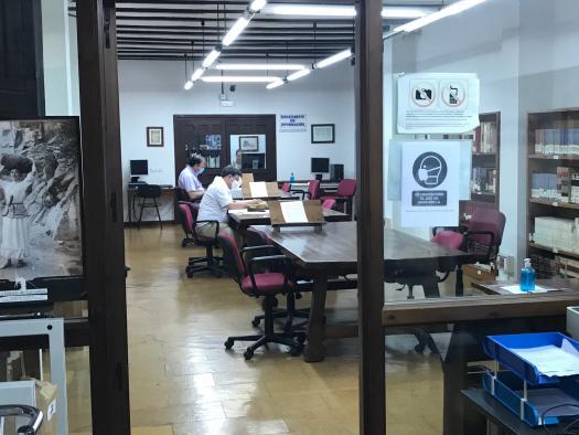 El Gobierno regional prorroga las cartas de servicios de los cinco Archivos Históricos Provinciales de Castilla-La Mancha
