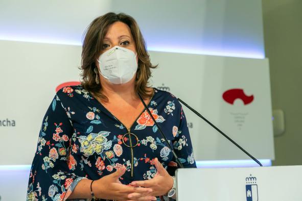 """Rueda de prensa acerca de la nueva marca """"Castilla-La Mancha"""" (II)"""