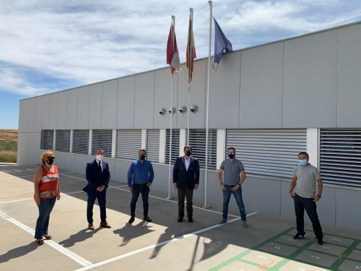 """El Gobierno regional subraya que los centros educativos de la provincia de Toledo """"están preparados para una vuelta al cole segura"""""""