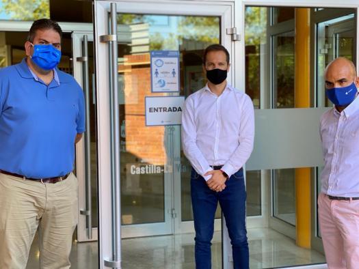 El Gobierno regional elabora una guía de seguridad y prevención frente al COVID-19 en la red de residencias universitarias de la Junta de Comunidades