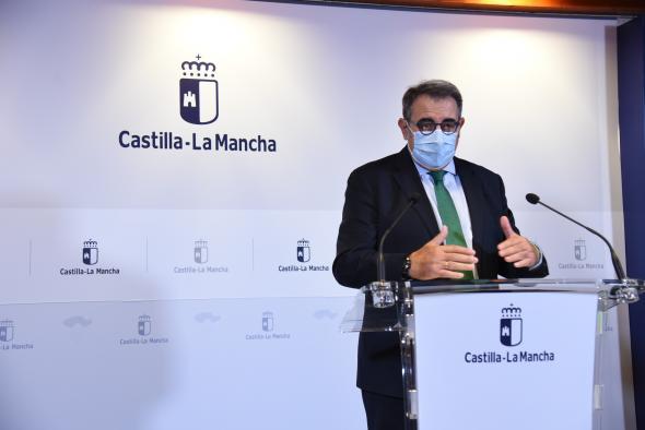 Valoración de la evoluación de la pandemia en Castilla-La Mancha