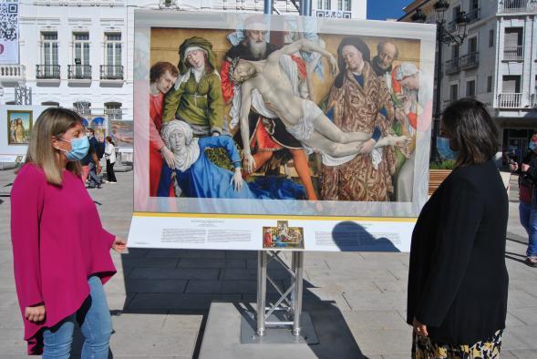 El Gobierno regional espera que la exposición El Prado en las calles tenga el mismo éxito en Tomelloso que ha obtenido en Puertollano y Sigüenza