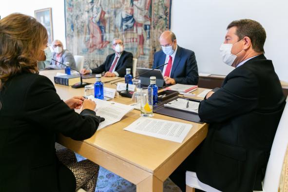 Consejo de Gobierno abierto con Mayores (29 de septiembre de 2020)