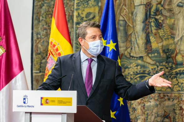 Reunión sobre infraestructuras de comunicación Albacete entre CLM y Estado