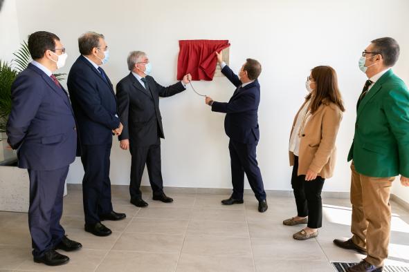 Inauguración del consultorio local del Señorío de Illescas (I)