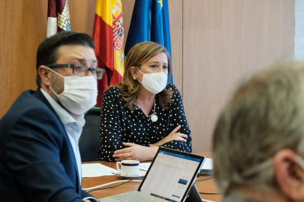 La consejera de Educación, Cultura y Deportes, Rosa Ana Rodríguez, ha adelantado que el Gobierno de Castilla-La Mancha ha presentado hoy a la Mesa Sectorial de Educación una Oferta de Empleo Público docente para Enseñanzas Medias en el año 2021 de más de