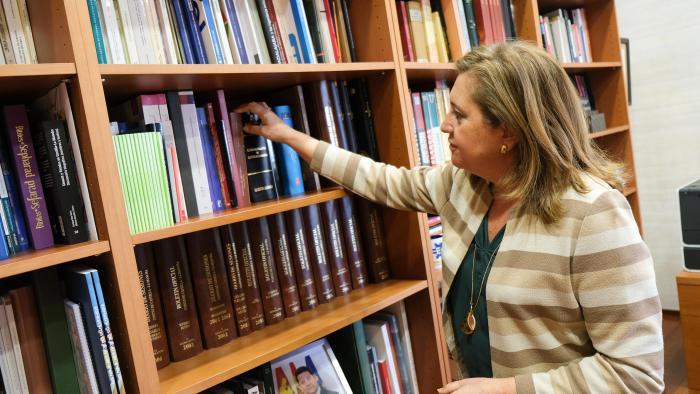 Artículo de la consejera de Educación, Cultura y Deportes, Rosa Ana Rodríguez, con motivo del Día de las Bibliotecas, este sábado 24 de octubre
