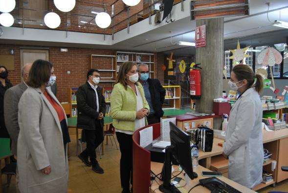 El Gobierno regional ofrecerá licencias digitales gratuitas de libros de lectura obligatoria al alumnado de Primaria, Secundaria y Bachillerato