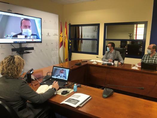 El Gobierno de Castilla-La Mancha crea la 'Mesa de la Madera' para impulsar la gestión forestal social y ambientalmente responsable en la región
