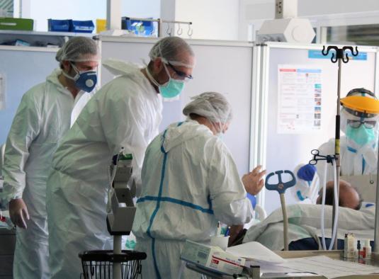 Castilla-La Mancha confirma 1.041 nuevos casos por infección de coronavirus