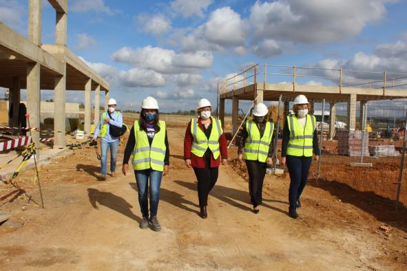 El Gobierno de Castilla-La Mancha contempla más de 2,1 millones para la finalización de las obras de la depuradora en Argamasilla de Calatrava