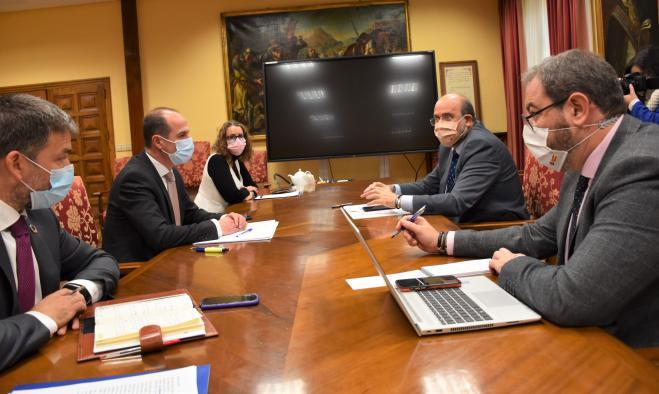 Los presupuestos regionales de 2021 para la ciudad de Guadalajara se incrementan en cerca de 24 millones de euros
