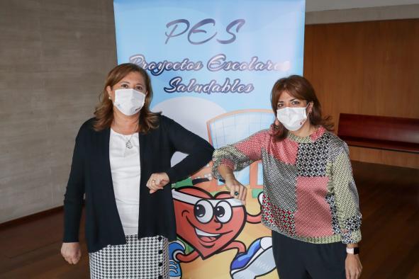 El Gobierno regional celebra que los Proyectos Escolares Saludables (PES) hayan conseguido el reconocimiento europeo al quedar finalistas en los premios 'BeActive' 2020