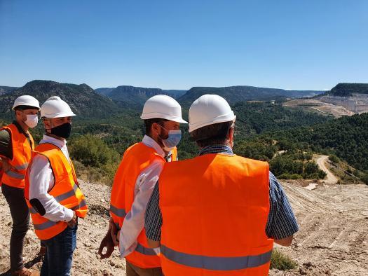 El Proyecto Europeo LIfe Ribermine, auspiciado por el Gobierno de Castilla-La Mancha, reconocido entre las mejoras prácticas regionales en materia de energía y acción climática del Pacto Verde Europeo