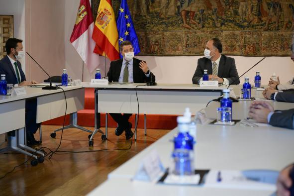 Reunión del Clúster del Hidrógeno de Castilla-La Mancha