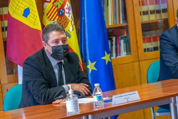 Reunión del Comité Técnico de Respuesta frente al Coronavirus