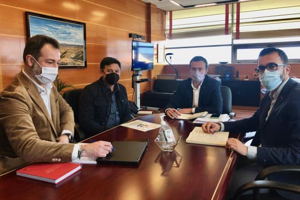 El Gobierno de Castilla-La Mancha aboga por abordar de forma multidisplinar la solución a la problemática de los daños por conejo de monte a los cultivas agrícolas