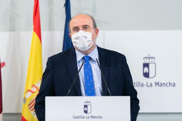 Gobierno de Castilla-La ManchaSeguir Rueda de prensa del Consejo de Gobierno (16 de febrero)