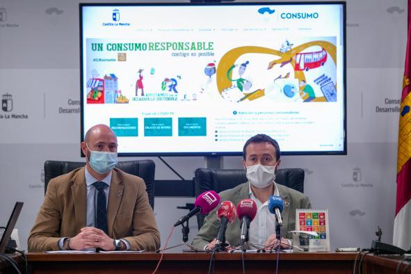 El Gobierno de Castilla-La Mancha destina 210.000 euros para desarrollar políticas locales de Consumo en la región