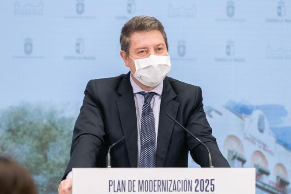 Reunión sobre el Plan de Modernización de Ciudad Real 2025