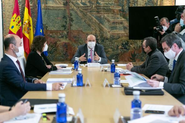 Comisión de Seguimiento del Plan de Medidas Extraordinarias para la Recuperación de CLM