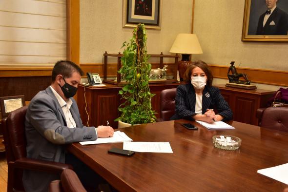 El Gobierno de Castilla-La Mancha llega a más de 2.600 familias con las Ayudas Excepcionales Covid-19 en colaboración con la Diputación de Albacete