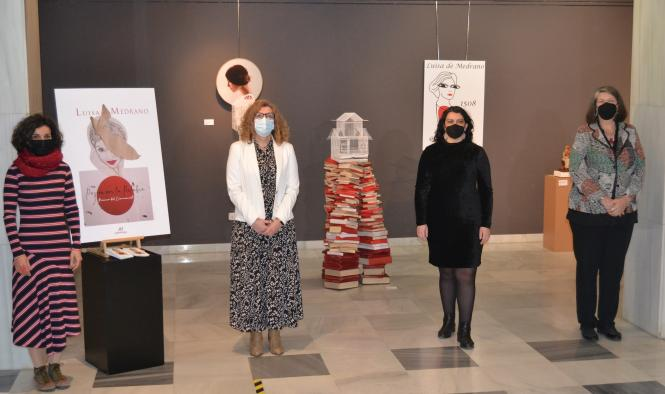 Exposición Luisa de Medrano