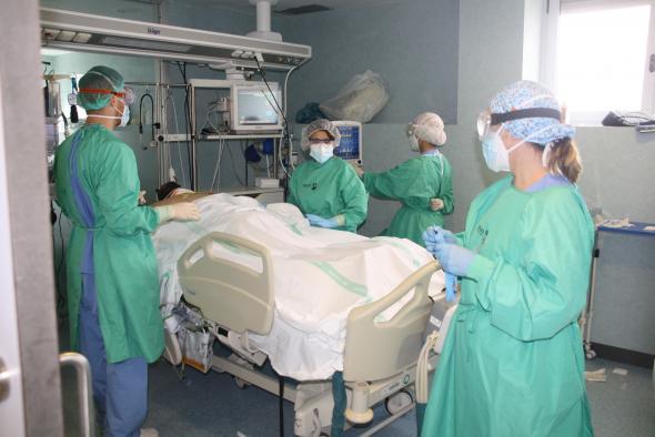 Ya son tres los hospitales de Castilla-La Mancha sin pacientes COVID, el Hospital Nacional de Parapléjicos, el Hospital de Tomelloso y el Hospital de Manzanares