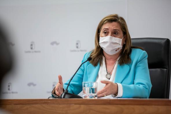 """La consejera de Educación informa sobre el programa """"Leemos CLM"""" (II)"""