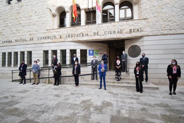 El Gobierno de Castilla-La Mancha subraya su apuesta por la formación orientada hacia el emprendimiento y la dirección empresarial en la región