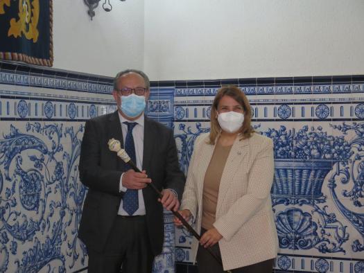 El consejero de Hacienda y Administraciones Públicas asiste a la edición especial de los Premios Ciudad de Talavera 'Héroes de la Pandemia'