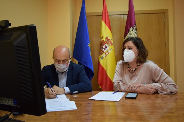 El Gobierno de Castilla-La Mancha prevé la reserva del 7% de las contrataciones del próximo Plan de Empleo para personas con discapacidad