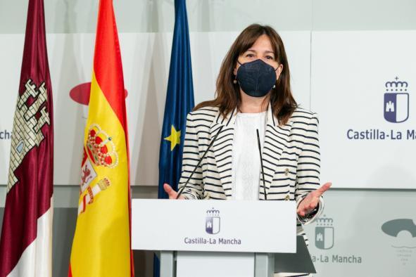 Rueda de prensa del Consejo de Gobierno 14 de abril (Portavoz I)