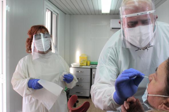 Sanidad decreta medidas especiales nivel 3 en los municipios de la Zona Básica de Salud de Horche (Guadalajara)