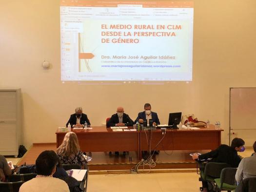 Jornada Técnica Función Pública e Igualdad en el Medio Rural de CLM