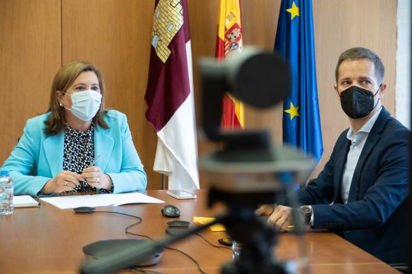 """Castilla-La Mancha demanda al Ministerio de Universidades que la ley que promueve """"haga de la universidad un espacio más abierto a la sociedad"""""""