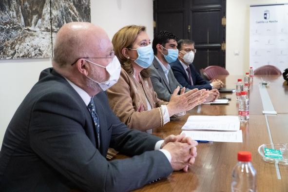 El Gobierno regional adjudica las obras CEIP 'Nº34' del barrio de Universidad de Albacete por un importe superior a los 4,5 millones de euros