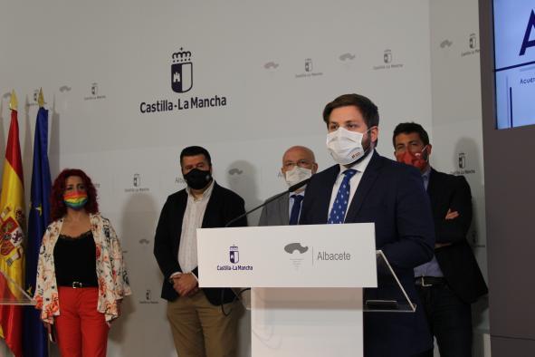 El Gobierno regional aprobará la instalación de dos parques eólicos que supondrán una inversión de 60 millones en la provincia de Albacete