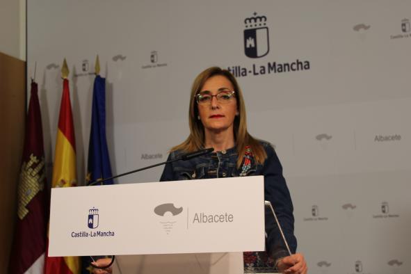 Lola Serrano, delegada provincial de Igualdad